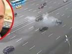 VIDEO: Nadzorne kamere snimile smrt omiljenog Putinovog vozača!