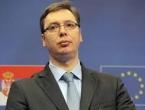 Uhićen muškarac koji je prijetio Vučićevoj kćeri, Vučić potresen