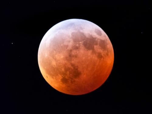 """NASA najavila najspektakularniji ovogodišnji krvavi """"supermjesec"""""""
