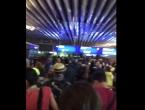 Evakuacija u zračnoj luci u Frankfurtu