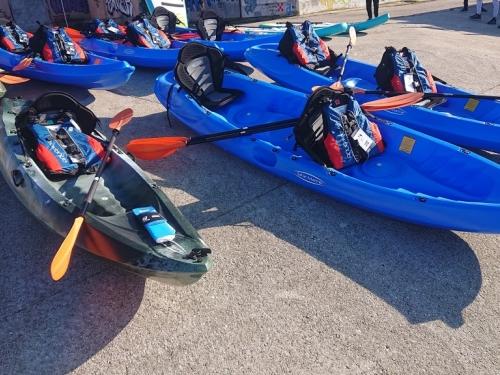 Turizam na Ramskom jezeru: Veslački klub Rama u ponudi ima vožnju kajakom i SUP-om
