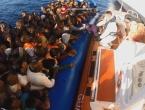 Tisuću migranata spašeno u Sredozemnom moru, jedna žena poginula