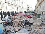 Novi potres zatresao Zagreb