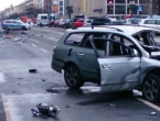 Automobil eksplodirao u vožnji, policija potvrdila da se radi o bombi