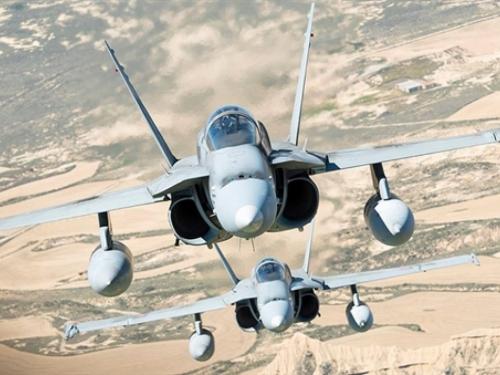 NATO presreo ruske zrakoplove u blizini estonskog zračnog prostora