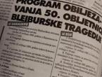 Kako je to bilo '95.: Komemoracija žrtvama Bleiburga u Sarajevu i mise u svim crkvama