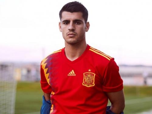 Novi dres Španjolske izazvao prijepor