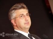 Plenković očekuje da Beograd nedvosmisleno i oštro osudi Šešelja