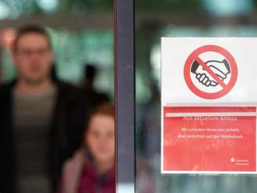 Veliki rast broja zaraženih i umrlih u Njemačkoj