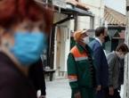 U Bosni i Hercegovini danas 1030 novozaraženih koronavirusom