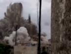 Pobunjenici dignuli u zrak hotel Carlton u Alepu