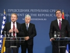 Vučić: Srbi i Hrvati u BiH sebe doživljavaju kao ugrožene