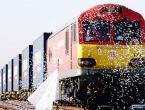U London stigao prvi teretni vlak iz Kine