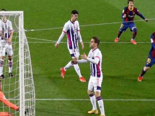 Barcelona do važne pobjede u sudačkoj nadoknadi