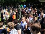 FOTO/VIDEO: Proslava Dive Grabovčeve na Kedžari