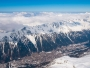 Iznad ledenjaka Mont Blanca na žičari ostalo visjeti 110 osoba, u tijeku akcija spašavanja