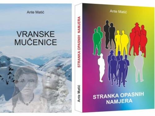 Predstavljanje Matićevih knjiga u Zagrebu