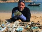 U oceanima završilo 1,56 milijardi zaštitnih maski