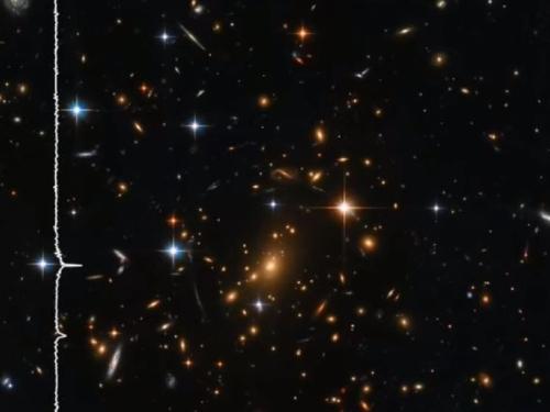 NASA je sliku svemira pretvorila u glazbu