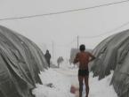 Potresna fotografija iz kampa ''Lipa'': Kako migranti održavaju higijenu