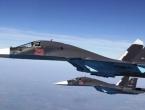 Sudarili se ruski vojni avioni