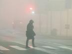 Magla smanjuje vidljivost, na putevima poledica i odroni