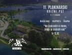 Poziv na 11. planinarski križni put Bugojno – Kupres - Rama
