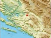 Potres jačine 3.2 stupnja zatresao Stolac