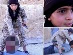 ISIL objavio snimku na kojoj dijete vojniku odrubljuje glavu