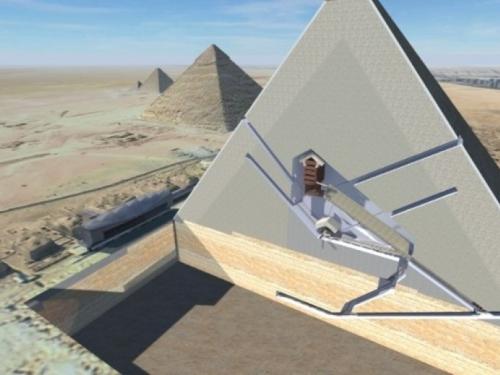 Znanstvenici omogućili virtualan obilazak Velike piramide u Gizi