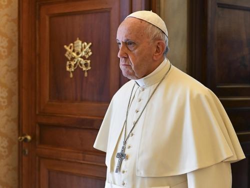 Papa tužan zbog Aja Sofije