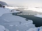Foto: Zaleđeno Ramsko jezero