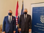 Hrvatski ministar Grlić Radman danas u Mostaru