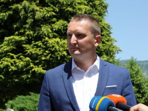 Josip Grubeša novi predsjednik OO HDZ BiH Rama