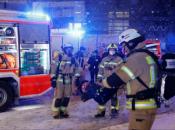 Požar u berlinskom centru za migrante
