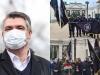 Milanović napustio obilježavanje akcije Maslenica zbog 'ustaških obilježja'