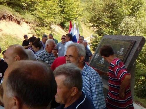 FOTO: Na Pomenu obilježena 24. obljetnica stradanja hrvatskih branitelja