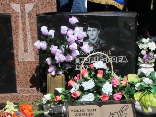 Obilježavanje obljetnice pogibije Šimuna Fofića - Fofe