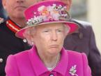 FOTO: Pomoću photoshopa smjestio Trumpa na mjesto kraljice