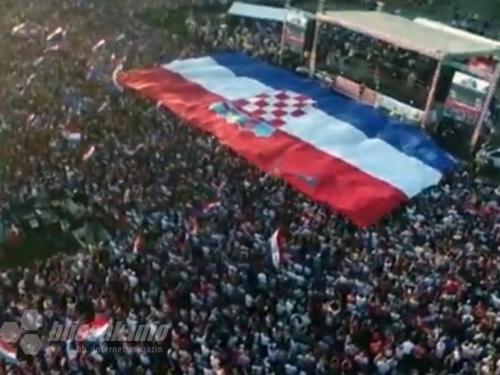 Najveće javno okupljane u povijesti Livna