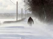 Val sibirske zime u Europi: Blokiran promet, zabilježeni smrti slučajevi