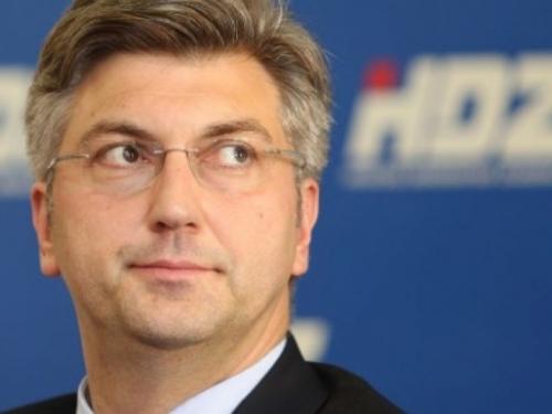Plenković otjerao tri Mostova ministra