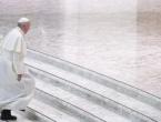 Papa pozvao na borbu protiv trgovine ljudima
