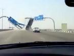 VIDEO: Kriva procjena saudijskog kamiondžije