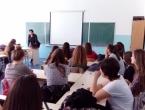 U OŠ Marka Marulića Prozor održano predavanje 'Zašto je važno čitati knjigu'