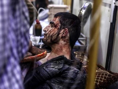 UN okrivio sirijsku vladu za napad otrovnim plinom sarinom