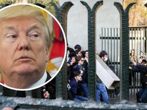 Iran uzvratio Trumpu: Bilo bi mu bolje da se bavi milijunima beskućnika i gladnih u Americi