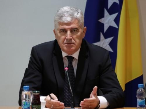 Čović: Na sastanku sa SDA u Mostaru bit će dvije teme