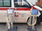 SKB Mostar ustupio dva respiratora bolnici u Novoj Biloj