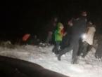 Krijumčari uzeli novac i ostavili migrante na hladnoći kod Ljubuškoga